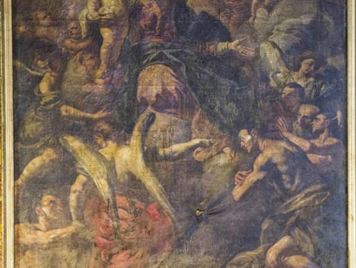 """""""Madonna del Suffragio"""" e """"Le Anime del Purgatorio"""" Al via il progetto di restauro. Chiesa del Purga"""