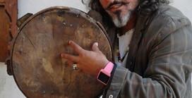 Trovato a Monte Sant'Angelo in una casa antica del Rione Junno un tamburello risalente al secolo XIX