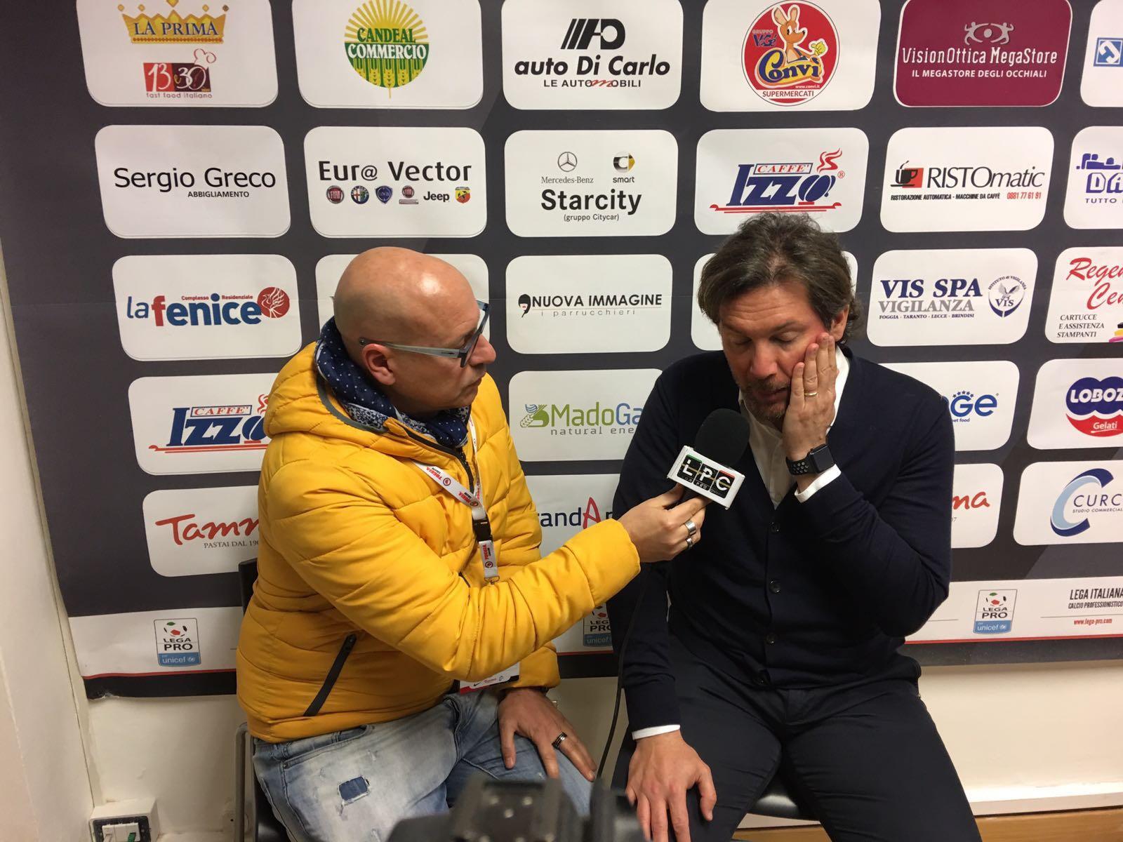 Intervista al Mister
