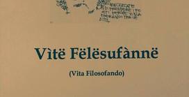 """""""Vìtë Fëlësufànnë"""" di Franco Ferrara"""