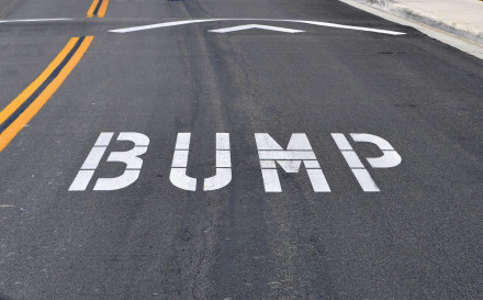 Barriers vs Speed bumps