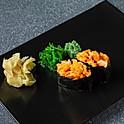 Суши Острая креветка (2 шт)