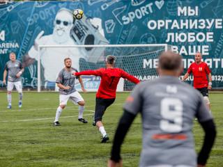 Чемпионат Санкт-Петербурга по футболу среди ветеранов 45+ и 50+