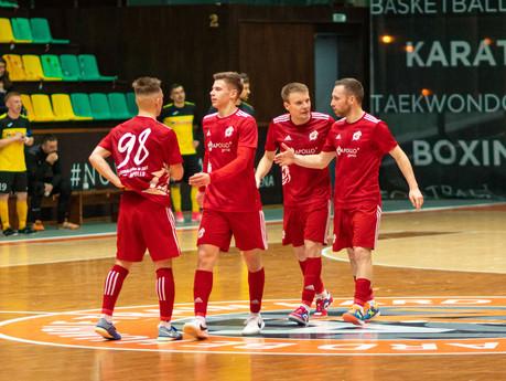 Чемпионат Санкт-Петербурга по мини-футболу