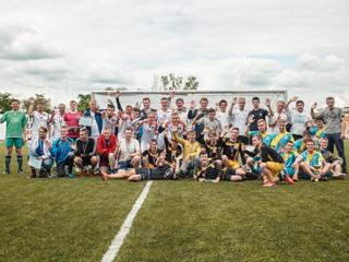 Футбольный Интернациональный Независимый Турнир - 2017 в NOVA ARENA