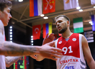 Чемпионат России по баскетболу