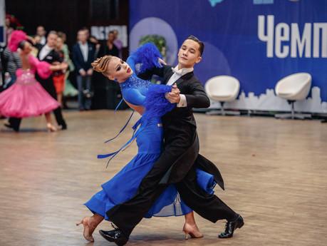 Чемпионаты и Первенства Санкт-Петербурга 2019 по танцевальному спорту