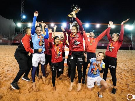 Чемпионат Санкт-Петербурга среди женских и мужских команд завершен