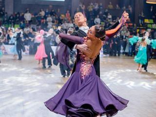 Фотоотчет. Спортивные танцы