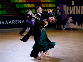 Первенства и Чемпионаты Северо-Западного округа и Санкт-Петербурга по спортивному танцу