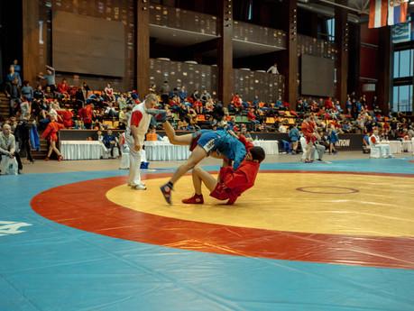 Чемпионат Северо-Западного Федерального Округа по самбо