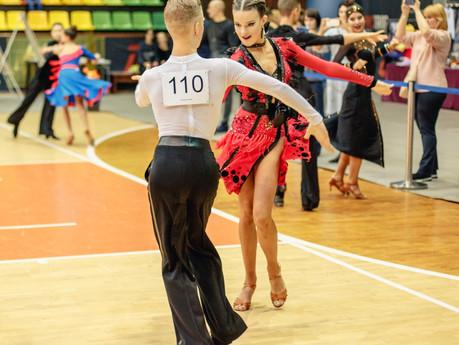 Спортивные танцы. 17-19 января