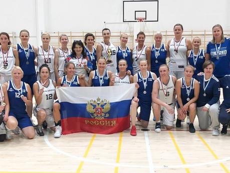 Чемпионы Espoo fimba 2019