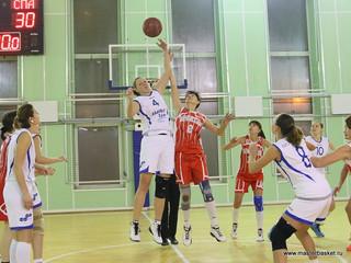 Женская баскетбольная команда NOVA ARENA одержала очередную победу!