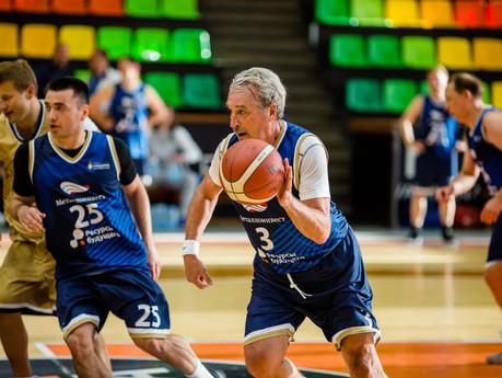 Гала-матч по баскетболу Skolkovo Roscongress Cup