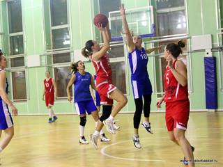 "Баскетбольная команда NOVA ARENA одолела команду ""Балтиец"""