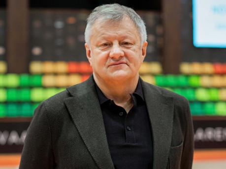 Олег Петрович Баринов вошел в состав Бюро Исполкома ФФС