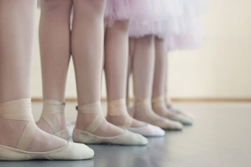 Monday 5:00 - Intermediate Ballet with Rachel