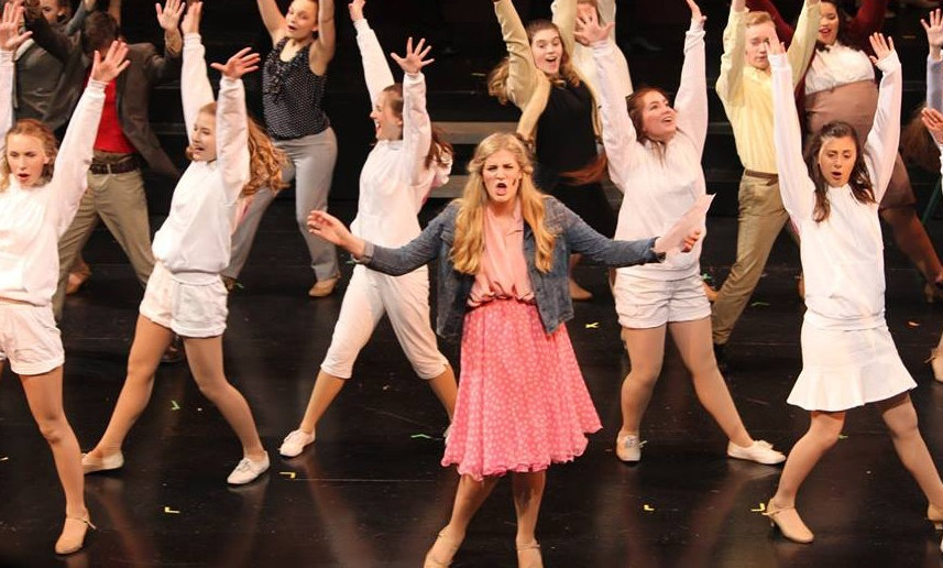 MONDAY 8:00 - Advanced Teen Musical Theatre  - with Stephen