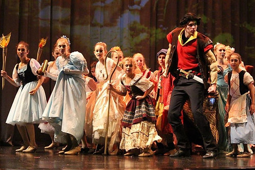 Tuesday - 7:00 - Musical Theatre with Stephen