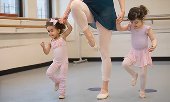 Petite Performers (ages 3-5) - with Adrianne