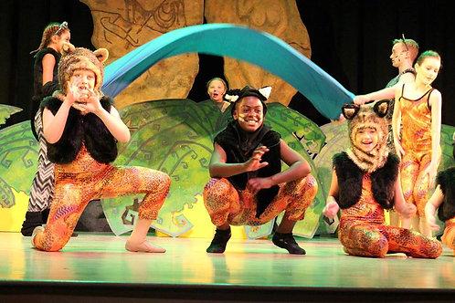 Friday 5:00 - Beg/Int Musical Theatre Dance (Adriane)