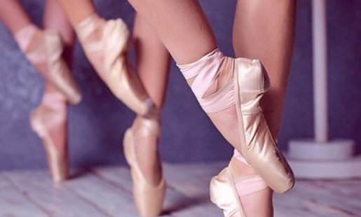 TUESDAY 7:00 - Pointe/Ballet III -  with Rachel