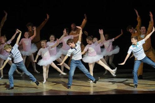 Sunday 5:00 Boys Theatre Dance - Teen (Stephen)