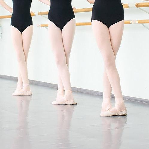 Monday 4:00 - Beginner Ballet with Rachel
