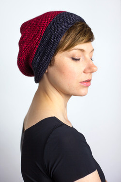 Banded Hat -- lots of colors!