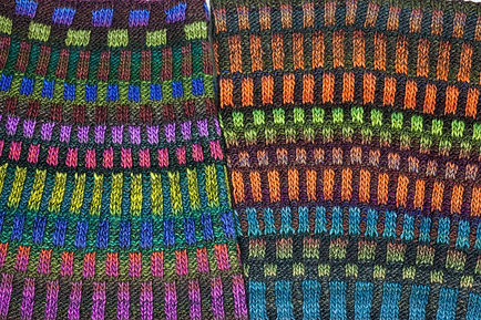 Minnesota Hug luxury hand knits inspired by the seasons of Lake Superior. Sue Stavig.