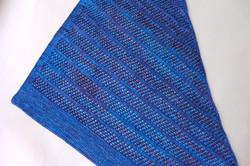 Merino wool wrap in gorgeous tones
