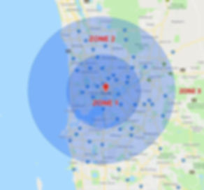 perth zonemap