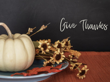 Thanksgiving Every Day: Finding Gratitude in Recovery