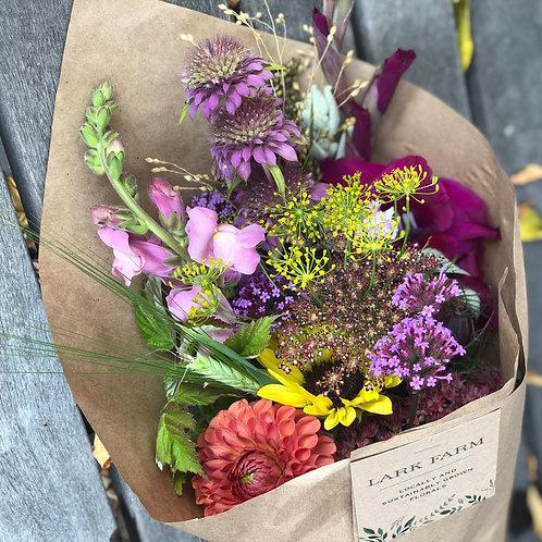 Lark Farm Flowers - Seasonal Mixed Bouquet