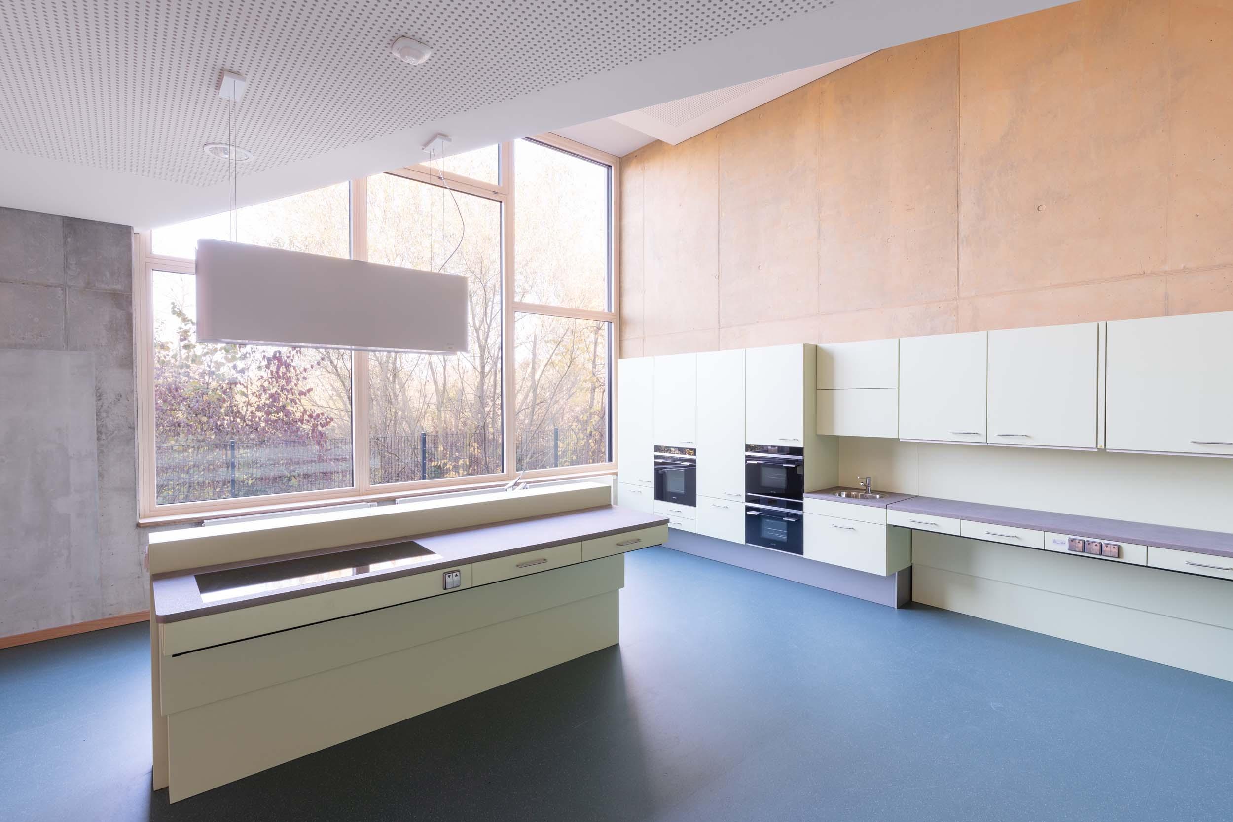 Hans Thoma Schule Oberursel Küche