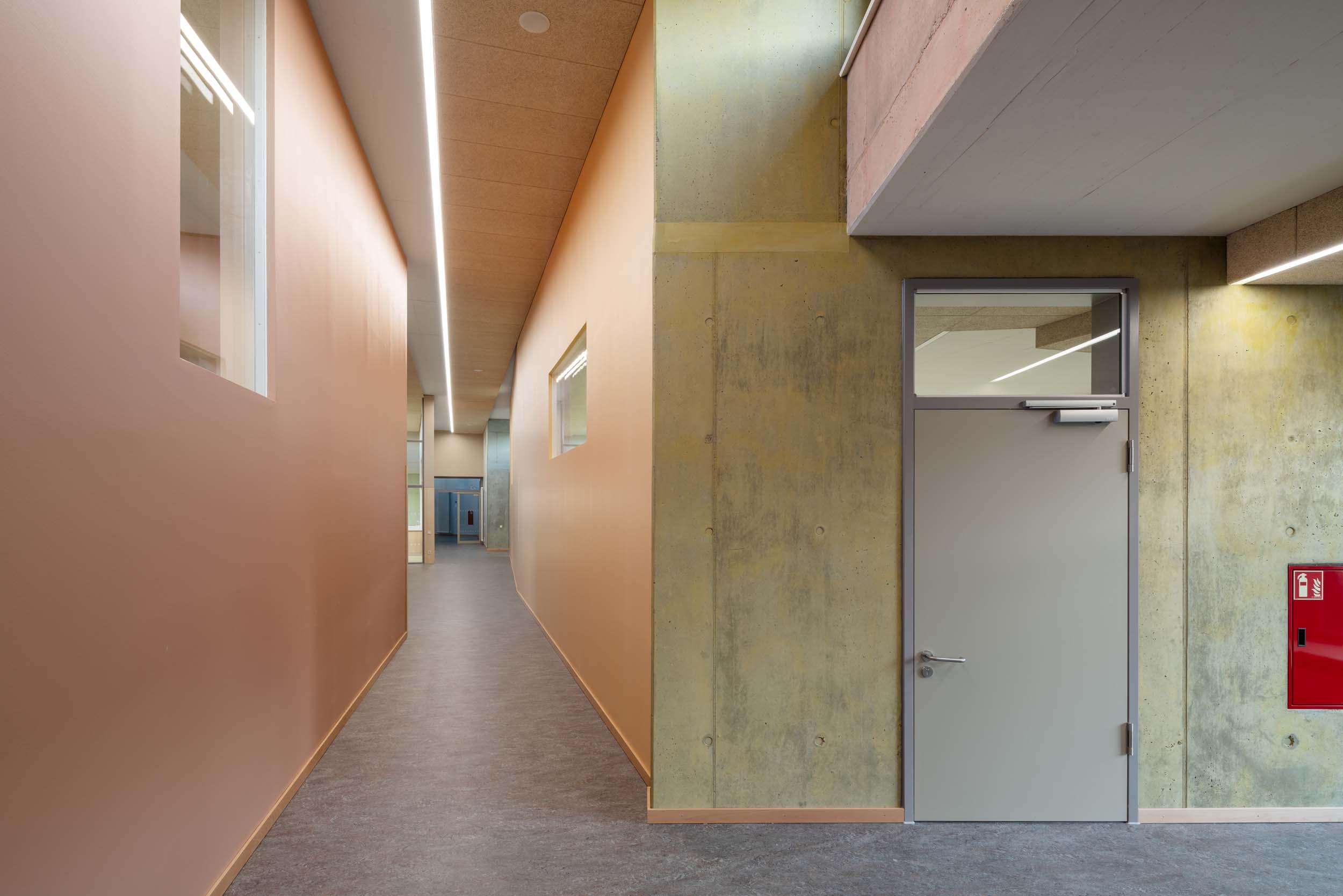 Hans Thoma Schule Oberursel Neubau