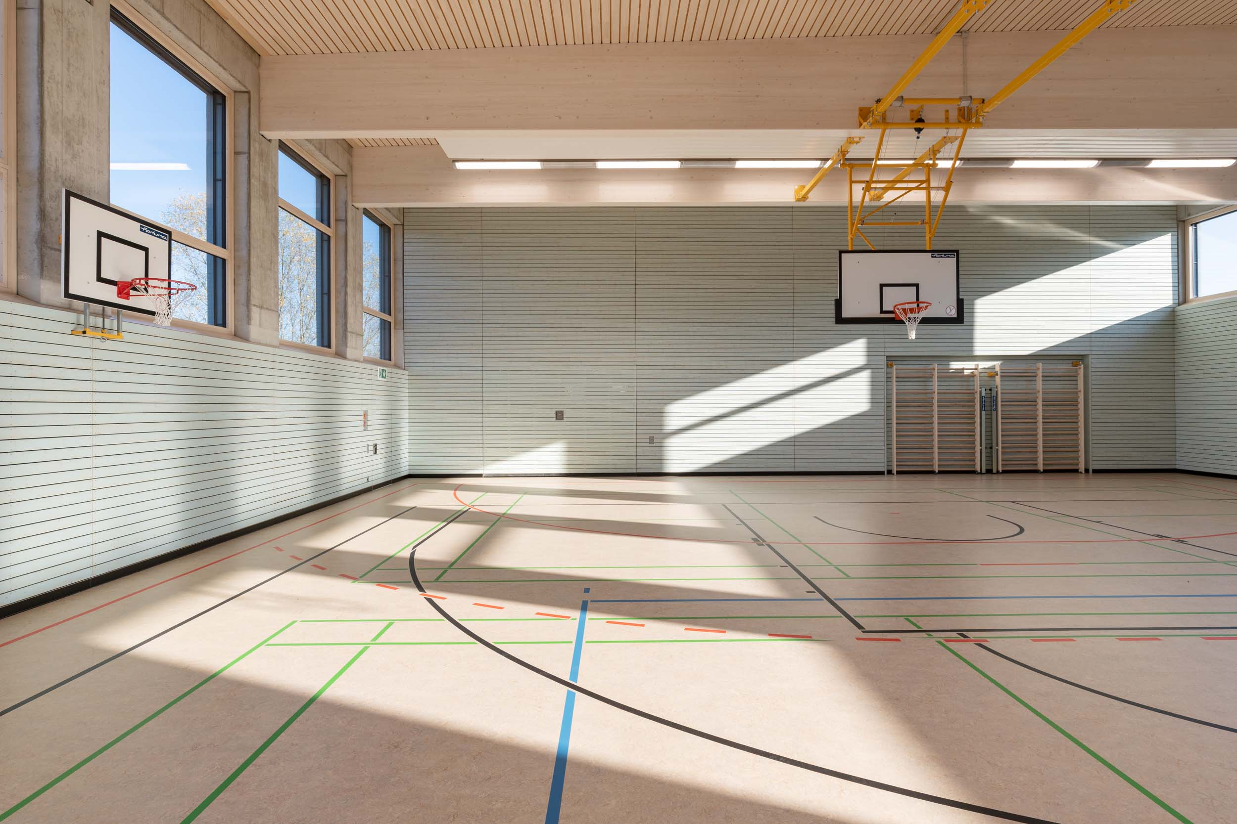 Hans Thoma Schule Sporthalle