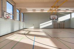 Hans Thoma Schule Sporthalle