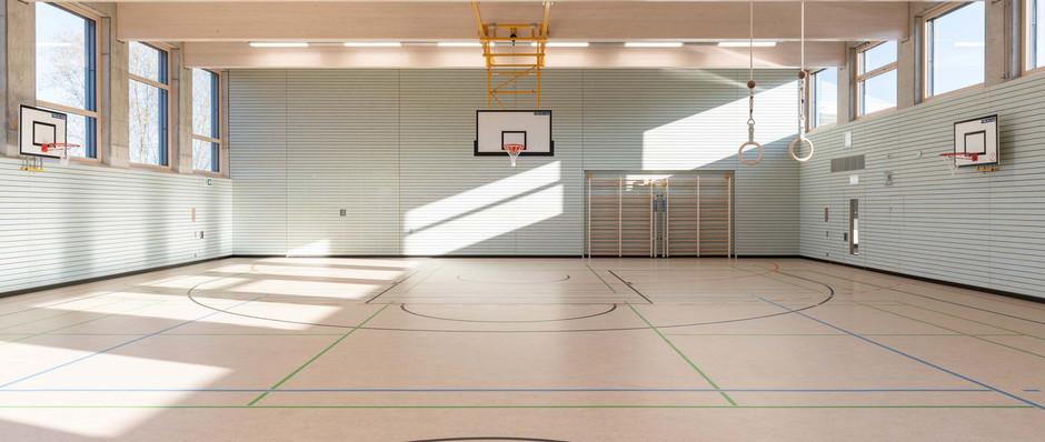 Hans Thoma Schule Turnhalle