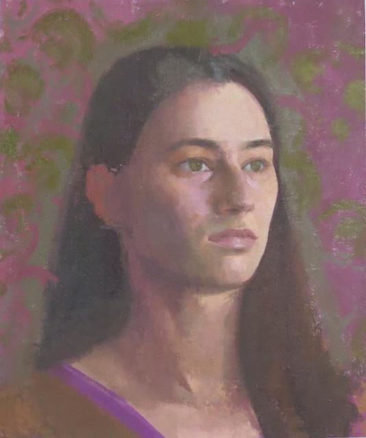 Portrait of M. Garcia