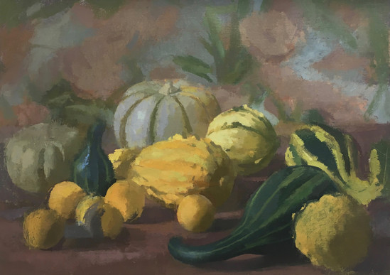 October Gourds