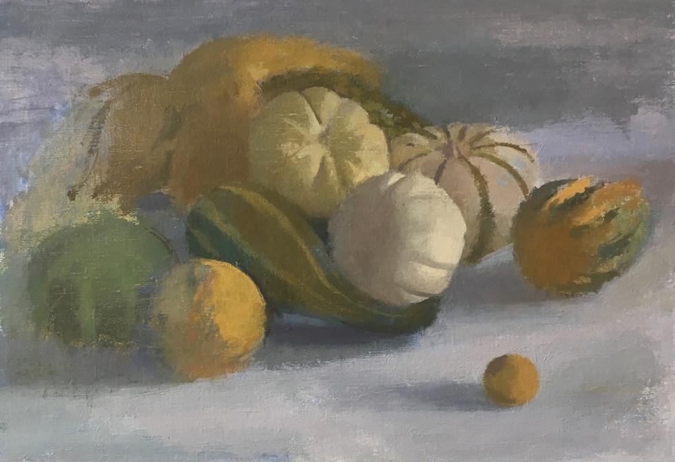 November Gourds