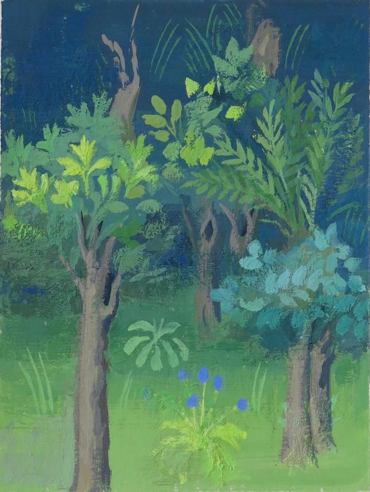 Forest Edge (Le Livre de Chasse)