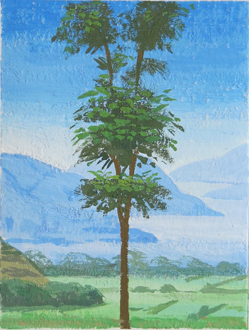 Forked Tree (The Très Riches Heures of the Duke of Berry)