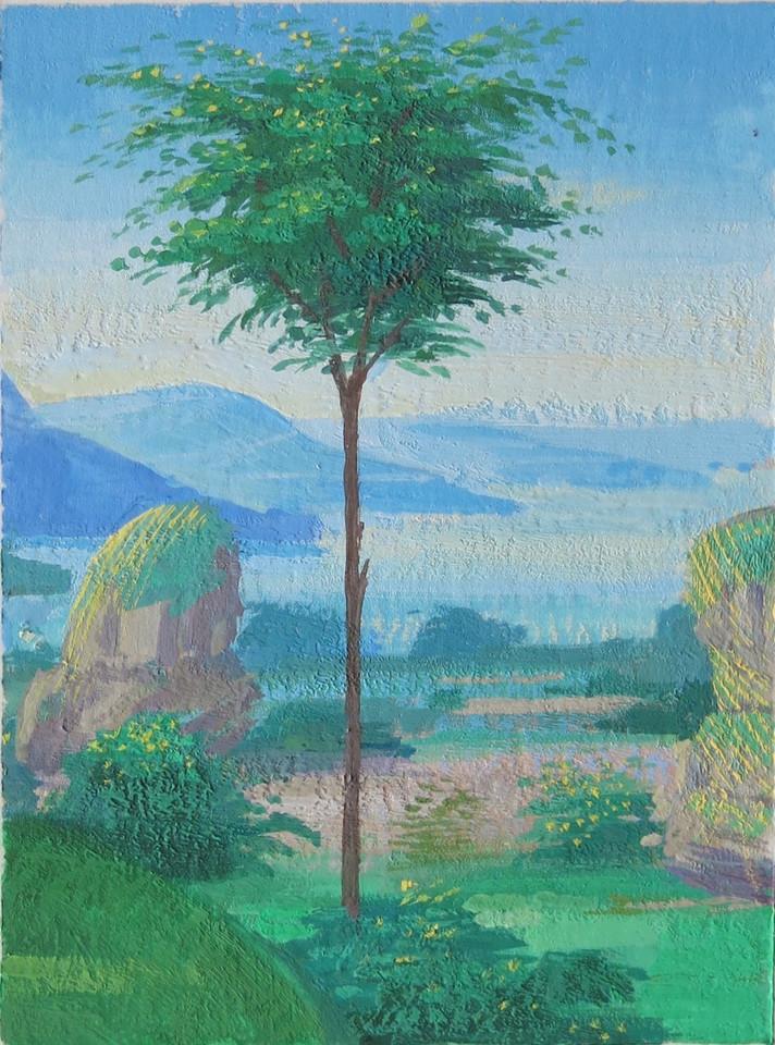 Young Tree (Benvenuto da Imola, Romuleon)