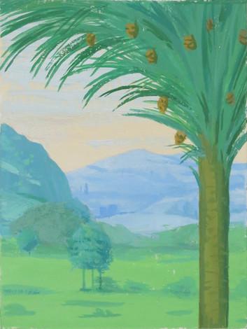 Eden Palm (Prayer Book of Cardinal Albrecht of Brandenburg)