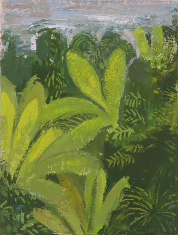 Palms (The Bower of Quiet Passion)