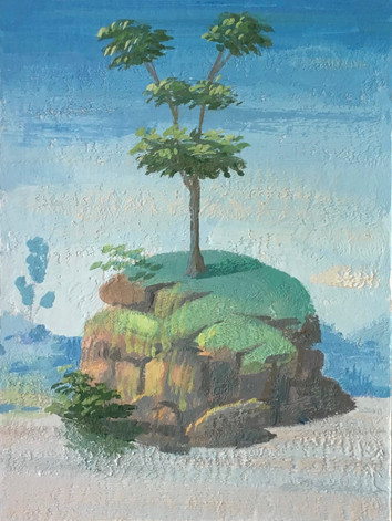 Island Tree (Benvenuto da Imola, Romuleon)