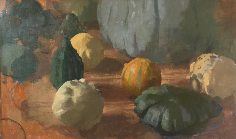 Silas's Gourds